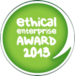 Winners of the 2013 Ethical Enterprise Award
